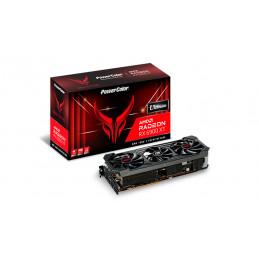 PowerColor Red Devil AXRX 6900XTU 16GBD6-3DHE OC näytönohjain AMD Radeon RX 6900 XT 16 GB GDDR6