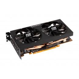 PowerColor AXRX 6600 8GBD6-3DH näytönohjain AMD Radeon RX 6600 8 GB GDDR6