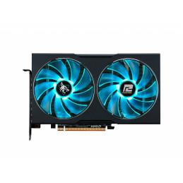 PowerColor AXRX 6600 8GBD6-3DHL näytönohjain AMD Radeon RX 6600 8 GB GDDR6