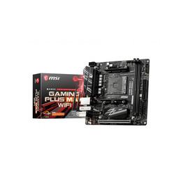 MSI B450I GAMING PLUS MAX WIFI AMD B450 Kanta AM4 Mini ITX