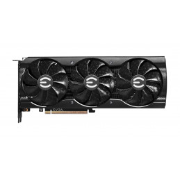 EVGA 08G-P5-3783-KL näytönohjain NVIDIA GeForce RTX 3070 Ti 8 GB GDDR6X