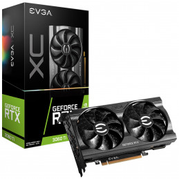 EVGA 08G-P5-3663-KL näytönohjain NVIDIA GeForce RTX 3060 Ti 8 GB GDDR6