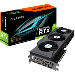 Gigabyte GV-N308TEAGLE OC-12GD näytönohjain NVIDIA GeForce RTX 3080 Ti 12 GB GDDR6X