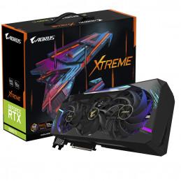 Gigabyte AORUS XTREME GV-N308TAORUS X-12GD näytönohjain NVIDIA GeForce RTX 3080 Ti 12 GB GDDR6X