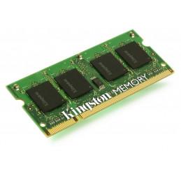 Kingston Technology ValueRAM 2GB DDR3-1600 muistimoduuli 1 x 2 GB 1600 MHz