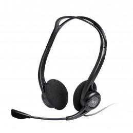 Logitech 960 USB Kuulokkeet Pääpanta Musta
