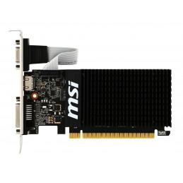 MSI V809-2000R näytönohjain NVIDIA GeForce GT 710 2 GB GDDR3