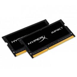HyperX 8GB DDR3L-1866 muistimoduuli 2 x 4 GB 1866 MHz