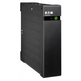 Eaton Ellipse ECO 1200 USB DIN Valmiustila (ilman yhteyttä) 1200 VA 750 W 8 AC-pistorasia(a)