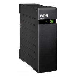 Eaton Ellipse ECO 650 USB DIN Valmiustila (ilman yhteyttä) 650 VA 400 W 4 AC-pistorasia(a)