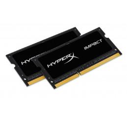 HyperX 16GB DDR3-1600 muistimoduuli 2 x 8 GB 1600 MHz