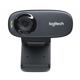 Logitech C310 verkkokamera 5 MP 1280 x 720 pikseliä USB Musta