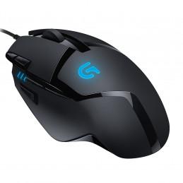 Logitech G G402 Hyperion Fury hiiri Oikeakätinen USB A-tyyppi 4000 DPI