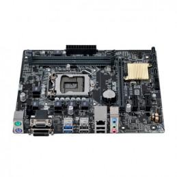 ASUS H110M-K Intel® H110 LGA 1151 (pistoke H4) mikro ATX