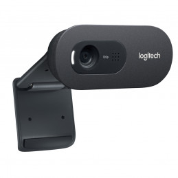 Logitech C270 verkkokamera 3 MP 1280 x 720 pikseliä USB 2.0 Musta