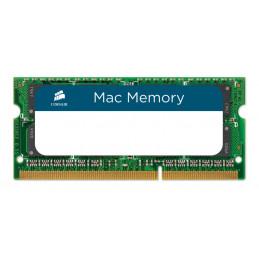Corsair 4GB, DDR3 muistimoduuli 1 x 4 GB 1066 MHz
