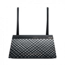ASUS DSL-N16 langaton reititin Nopea Ethernet Yksi kaista (2,4 GHz) Musta