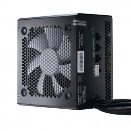 Fractal Design Integra M virtalähdeyksikkö 650 W 20+4 pin ATX ATX Musta