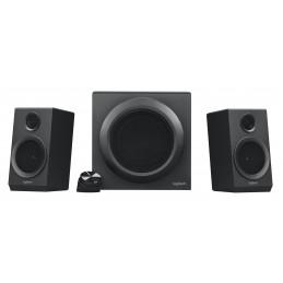 Logitech Z333 40 W Musta 2.1 kanavaa