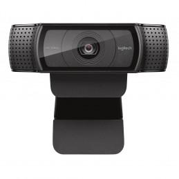 Logitech C920 HD Pro verkkokamera 15 MP 1920 x 1080 pikseliä USB 2.0 Musta