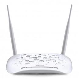 TP-LINK TD-W9970 langaton reititin Nopea Ethernet Yksi kaista (2,4 GHz) Valkoinen