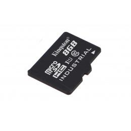 Kingston Technology Industrial Temperature microSD UHS-I 8GB flash-muisti Luokka 10