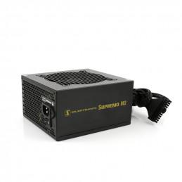 Silentium Supremo M2 virtalähdeyksikkö 550 W 24-pin ATX ATX Musta