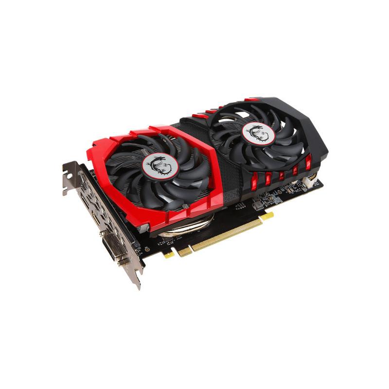 MSI GeForce GTX 1050 TI GAMING X 4G NVIDIA 4 GB GDDR5