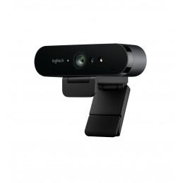 Logitech BRIO verkkokamera 4096 x 2160 pikseliä USB 3.2 Gen 1 (3.1 Gen 1) Musta