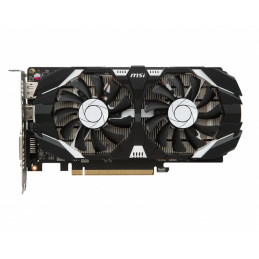 MSI GeForce GTX 1050 Ti 4GT OC NVIDIA 4 GB GDDR5
