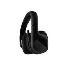 Logitech G G533 Wireless Kuulokkeet Pääpanta Musta