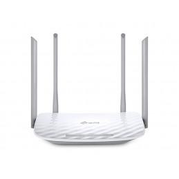 TP-LINK Archer C50 langaton reititin Nopea Ethernet Kaksitaajuus (2,4 GHz 5 GHz) Valkoinen