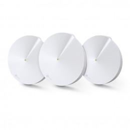TP-LINK Deco M5(3-pack) Kaksitaajuus (2,4 GHz 5 GHz) Wi-Fi 5 (802.11ac) Valkoinen 2 Sisäinen