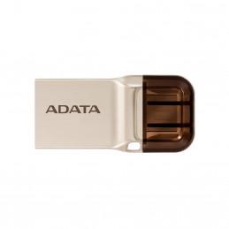 ADATA UC370 USB-muisti 32 GB USB Type-A   USB Type-C 3.2 Gen 1 (3.1 Gen 1) Kulta