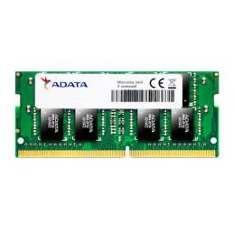 ADATA 8GB, DDR4, 2400 MHz muistimoduuli 1 x 8 GB