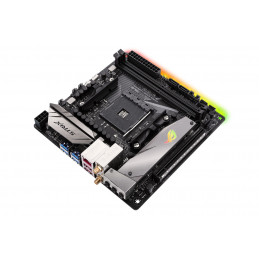 ASUS ROG STRIX B350-I GAMING AMD B350 Kanta AM4 Mini ITX