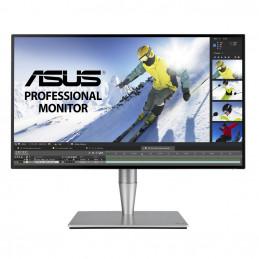 """ASUS ProArt PA27AC 68,6 cm (27"""") 2560 x 1440 pikseliä Quad HD LED Musta, Harmaa"""