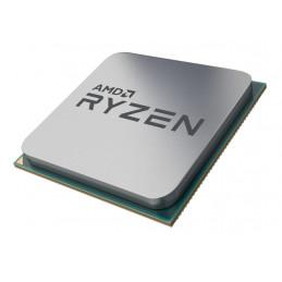AMD Ryzen 7 2700X suoritin 3,7 GHz Laatikko