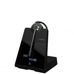 Jabra Engage 75 Convertible Kuulokkeet Ear-hook Micro-USB Bluetooth Musta