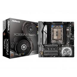 Asrock X399M Taichi AMD X399 Socket TR4 mikro ATX