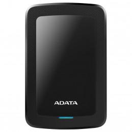 ADATA HDD Ext HV300 2TB Black ulkoinen kovalevy 2000 GB Musta