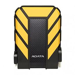 ADATA HD710 Pro ulkoinen kovalevy 1000 GB Musta, Keltainen