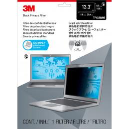 3M Touch -tietosuojakalvo 13,3-tuumaisiin laajakuvakannettaviin – vakiokoko