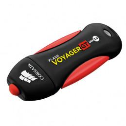 Corsair Voyager GT USB-muisti 32 GB USB A-tyyppi 3.2 Gen 1 (3.1 Gen 1) Musta, Punainen