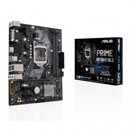 ASUS PRIME H310M-E R2.0 Intel® H310 LGA 1151 (pistoke H4) mikro ATX
