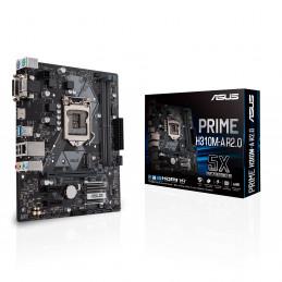 ASUS PRIME H310M-A R2.0 Intel® H310 LGA 1151 (pistoke H4) mikro ATX