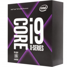 Intel Core i9-9960X suoritin 3,1 GHz 22 MB Smart Cache Laatikko