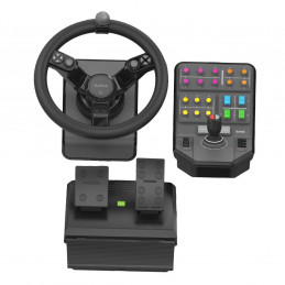 Logitech 945-000062 peliohjain Musta Ohjauspyörä + polkimet Analoginen Digitaalinen