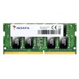 ADATA AD4S2666W4G19-R muistimoduuli 4 GB 1 x 4 GB DDR4 2666 MHz