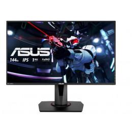 "ASUS VG279Q 68,6 cm (27"") 1920 x 1080 pikseliä Full HD LED Musta"